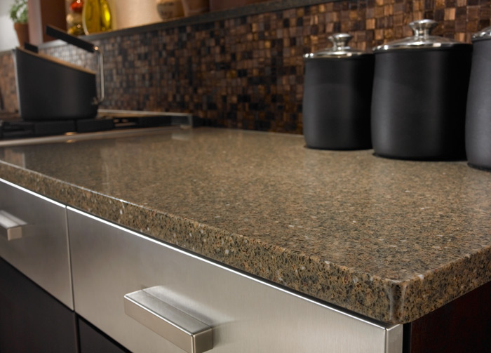 Solid surface designs engineered stone for Engineered quartz countertops