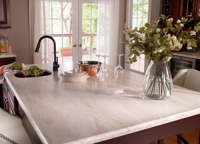 Genial Since Their Introduction Nearly 50 Years Ago Solid Surface Countertops Have  Proven To Be As Beautiful As They Are Timeless. Todayu0027s Manufacturers Offer  Bold ...